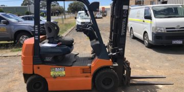 2.5t electric forklift for sale in busselton